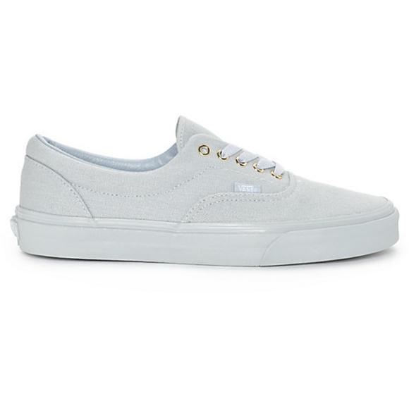 9dd21b3bdf Vans Era Gold Mono High Rise Grey Skate Shoe. M 5ae8a28a3a112e58d5ed8533